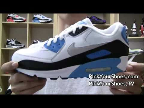 New Nike Air Max 90 Colorways & Laser Blue