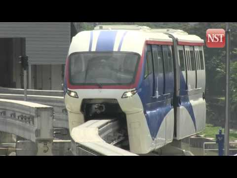 KL Monorail: Bigger and better