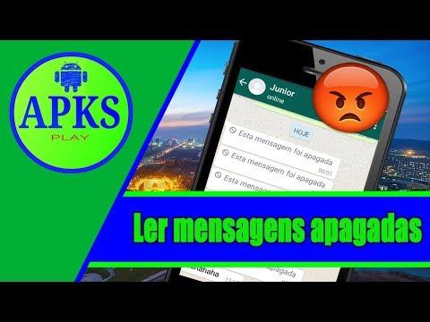 Como ler mensagens apagadas no WhatsApp do jeito certo