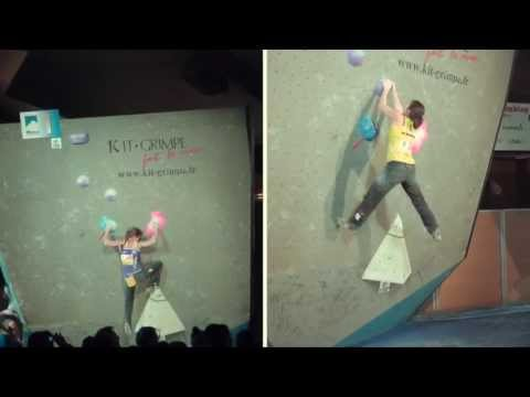 Boulder World Cup 2013 report - Millau, France