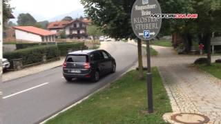 Citroën Grand C4 Picasso MY 2013, primo contatto