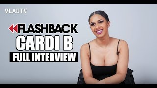 Cardi B Full Interview on Sexual Past, Bisexuality, Colorism (Flashback)