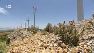 Wind-fueled energy in Morocco | Global Ideas