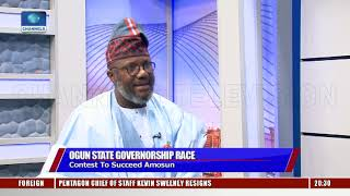 Gov'ship Race: How I Was Out-schemed Despite APC Consensus- APM's Akinlade Pt.4 |Politics Today|
