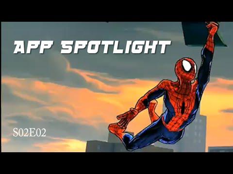 Spider-man Unlimited, Goblin Sword & More! – App Spotlight S02e02 video