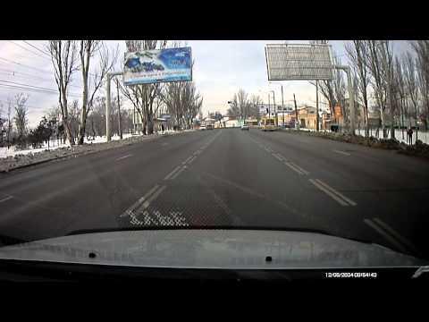 ДТП 06 02 2014 Одесса между ул  Лузановка и Сортировочной