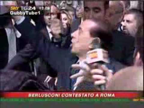 Piero Ricca vs Berlusconi sul mafioso Mangano