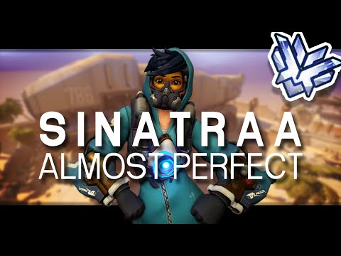 Sinatraa | Nearly Perfect Tracer - High MMR Overwatch Tracer Gameplay