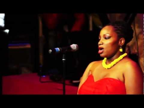 Kokui Selormy sings Hallelujah - @ Becca Girl Talk concert
