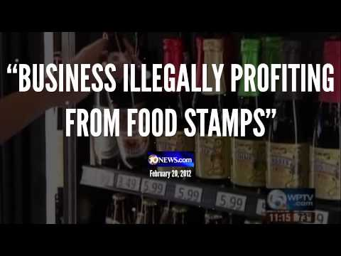 Food Stamp Fraud EXPOSED