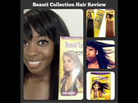 Urban Beauty   Beauti Collection Platinum Hair Review