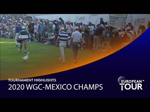 Extended Tournament Highlights | 2020 WGC-Mexico Championship