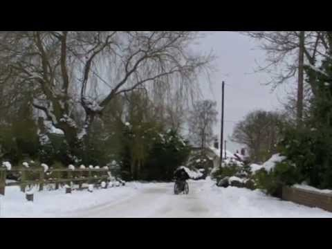 TEAM HYBRID HANDCYCLES Viper in the snow 2.m4v