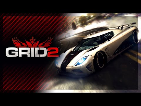 GRID 2 Gameplay first look - Chicago Street Racing (Eurogamer Expo)