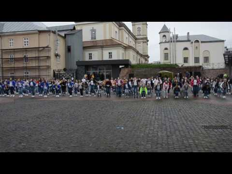 Івано-Франківськ. Open Dance Day - 2017 ч.2