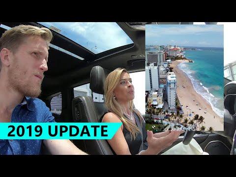 SAN JUAN REAL ESTATE TOUR (Puerto Rico 2019)
