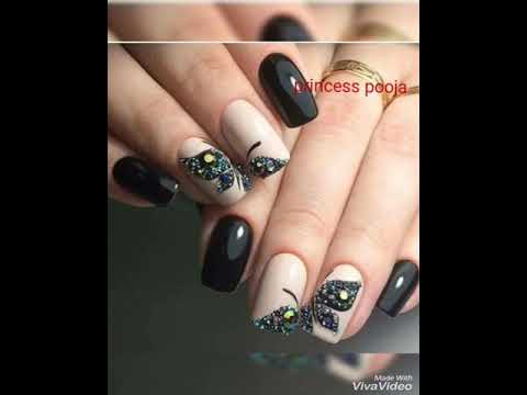 New nail art designs ideas//beautiful nail art// latest fashion