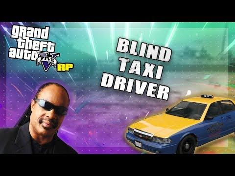 BLIND TAXI DRIVER (GTA RP)