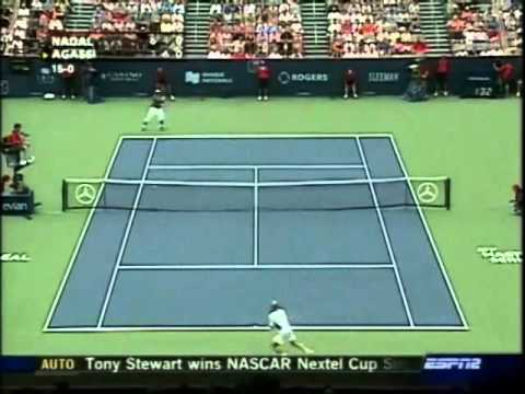 Top 10 best tennis players ever !!!