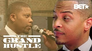 T.I. ROASTS George's Cringeworthy Public Speaking | The Grand Hustle