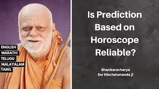 Is Prediction Based on Horoscope Reliable?