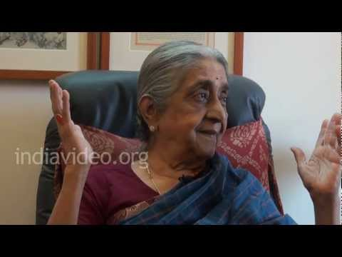 Kalanidhi Narayanan on songs