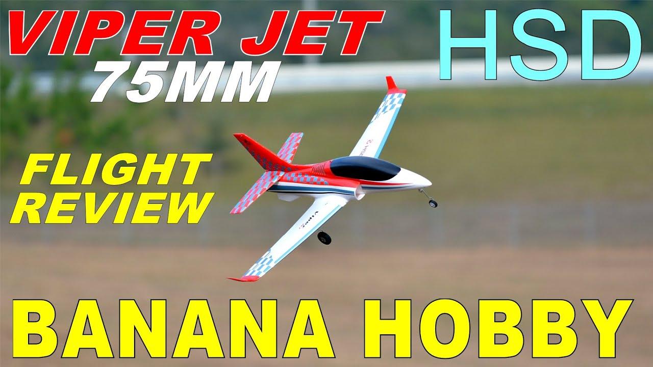 Viper Jet Specs Hsd / Banana Hobby Viper Jet