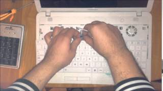 Toshiba Satellite C855 keyboard replacement