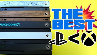 Best Console: Xbox One X Battle!
