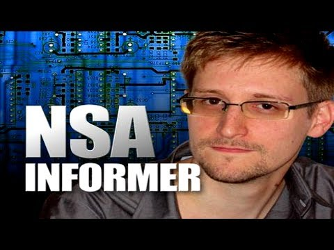 NSA Whistleblower Leaks USA Government's Espionage Surveillance Apparatus Edward Snowden (HD)