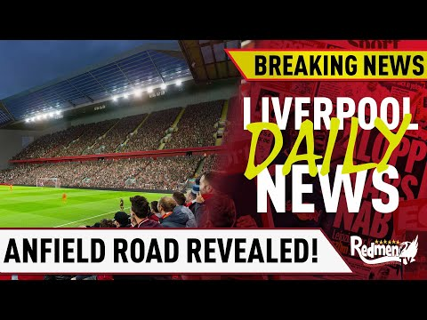 Liverpool's Anfield Road Expansion Plans REVEALED! | Exclusive Interview