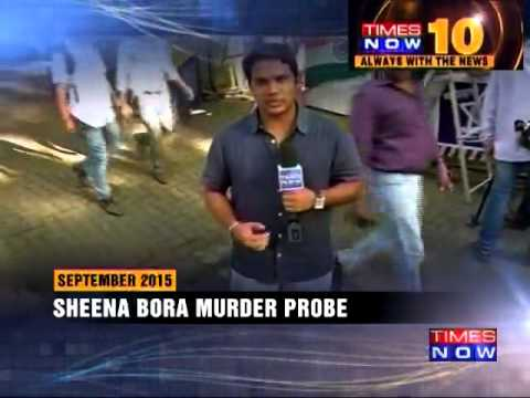 Sep '15: Sheena Bora Murder Probe | Times Now Turns 10