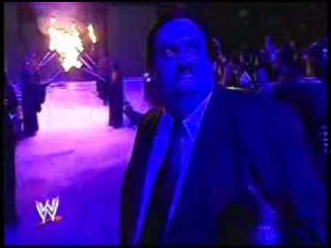 Best Undertaker Entrance Ever video