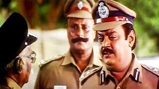Vanjinathan Movie Scenes # Vijayakanth Action Scenes # Tamil Movie Best Scenes # Super Scenes