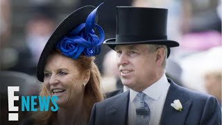 Inside Sarah Ferguson and Prince Andrew