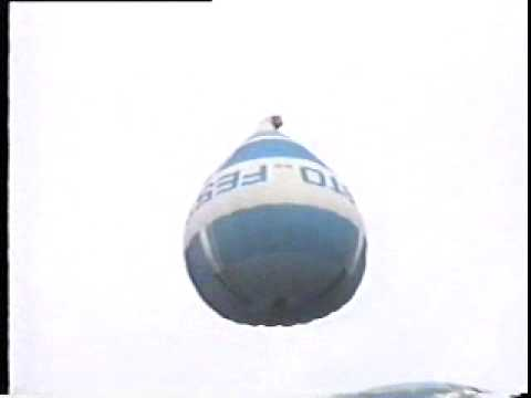 Festo Hot Air Balloon Bristol uk Video