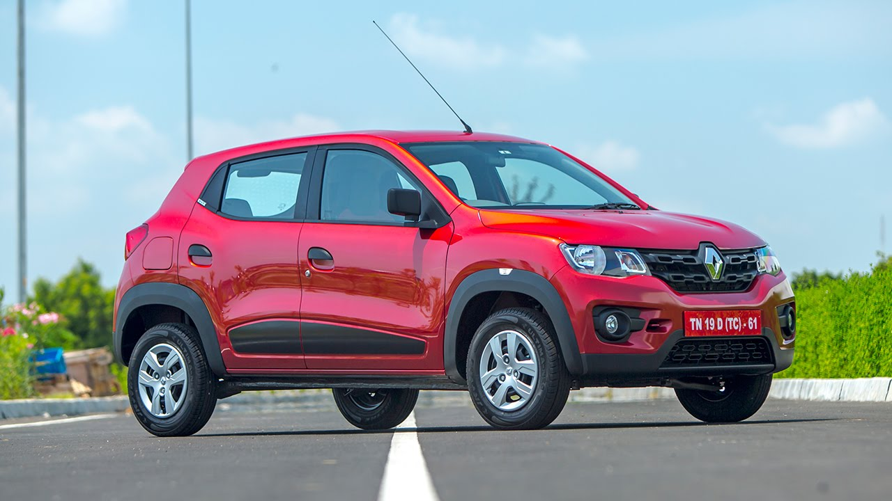 Renault Kwid :: WalkAround video :: ZigWheels - YouTube