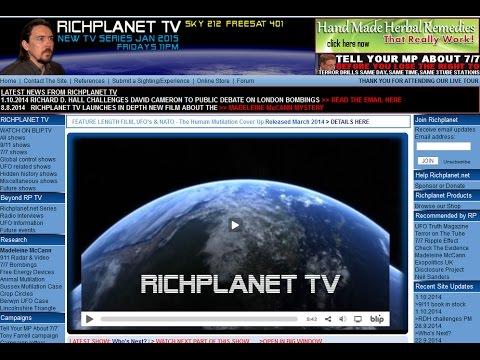 Richplanet   The secret space programme