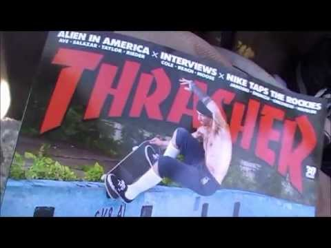 illusion and his september THRASHER MAGAZINE.wmv