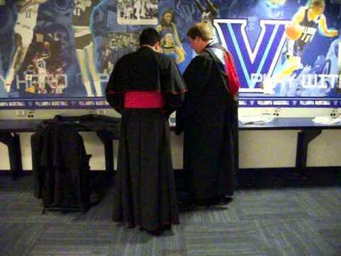 Philadelphia Auxiliary Bishop John J. McIntyre Vesting