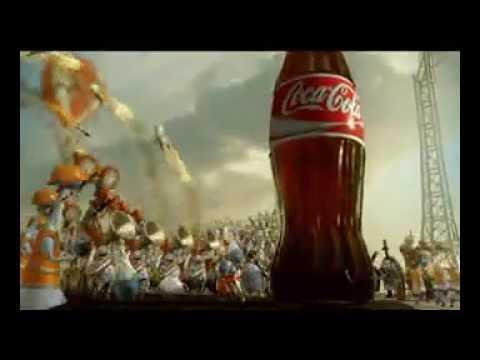 Spot publicitario Navidad Coca Cola 2006