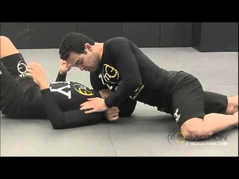 Marcelo Garcia North South Choke Instructional Image 1
