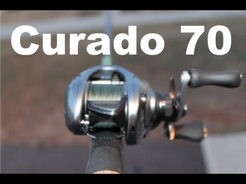 SHIMANO Curado 70XG Review!!!