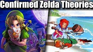Top 5 Confirmed Zelda Theories