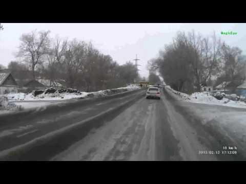 Водители Subaru в Спасске настолько суровы...