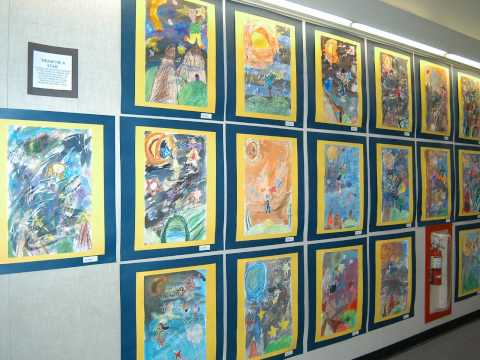 Art Nights Invite Families To See Student Work