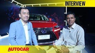Interview - Akitoshi Takemura | Autocar India