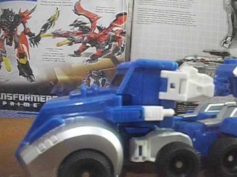 Transformers sirtoys k.o. hypernova nova prime review