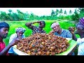 CHICKEN CHUKKA   Healthy Country Chicken Fry   Traditional Village Cooking   Village Food Recipes