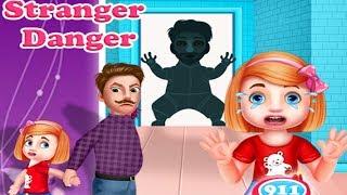Safety Tips For Kids - Child Safety Stranger Danger Awareness - Fun Educational Game For Kids